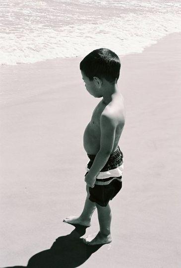 our friend's little boy
