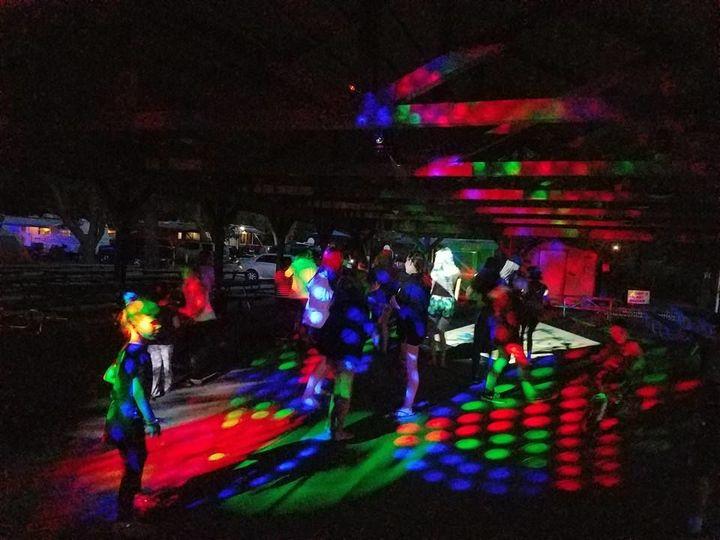 Yogi Bear's Jellystone Park Dance