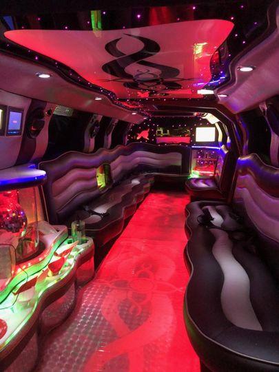 18 Passenger Cadillac Escalade