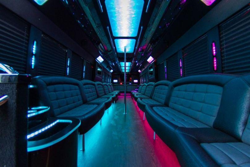 35 Passenger Party Bus