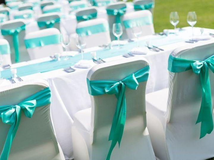 Tmx 1516674593 Ddc311f141f3de1e 1516674592 Ed920ffc8f589a66 1516674592492 4 TealChairs Saratoga Springs, NY wedding planner