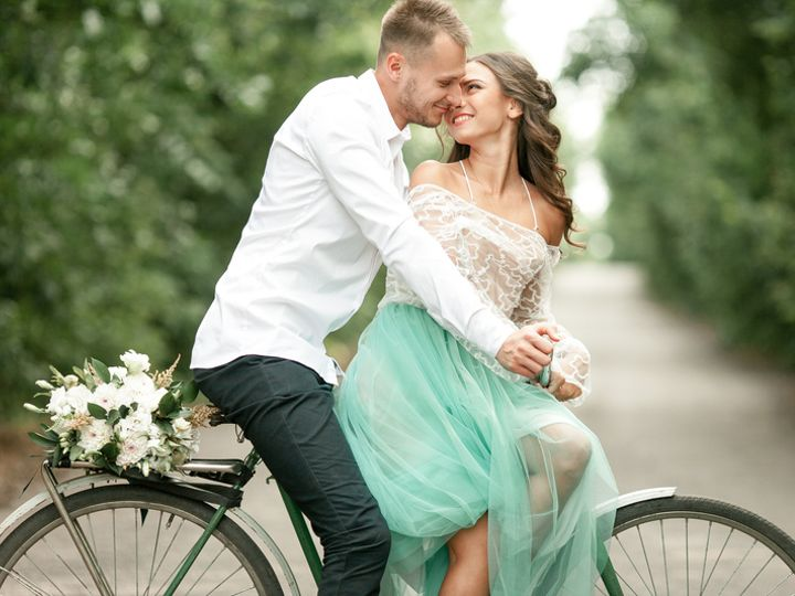 Tmx Teal Bike Wedding 51 921409 159490196062065 Saratoga Springs, NY wedding planner
