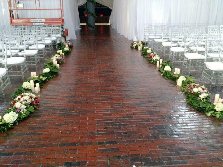 Tmx 1516125488 Ed4a66c819ba2cf8 1516125487 Db10dede33862da1 1516125487716 1 IMG 20170923 14013 Londonderry, New Hampshire wedding florist