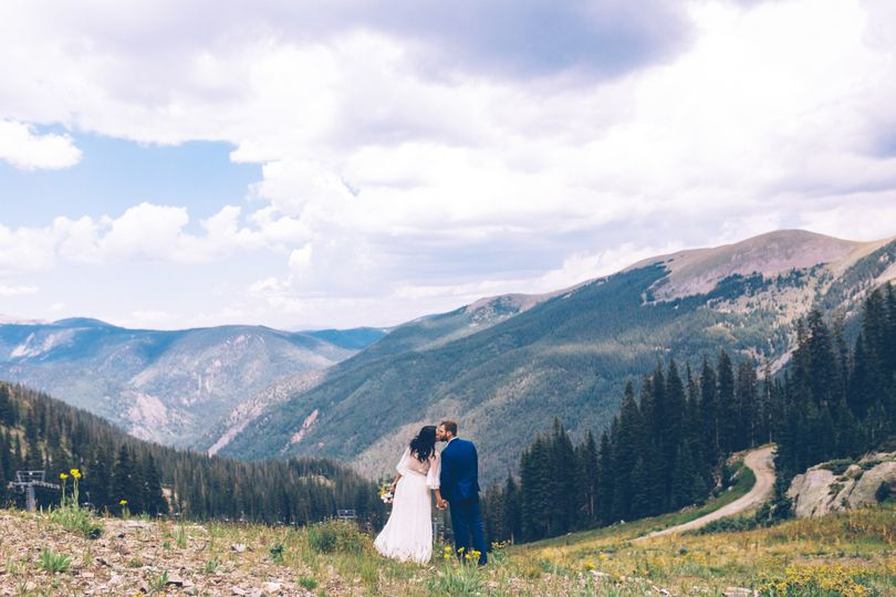 Taos Ski Valley Wedding