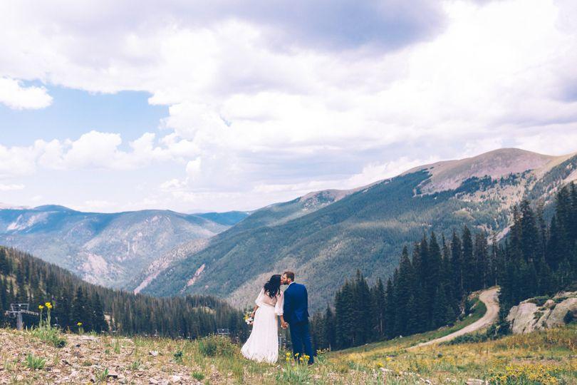 Taos Ski Valley Wedding