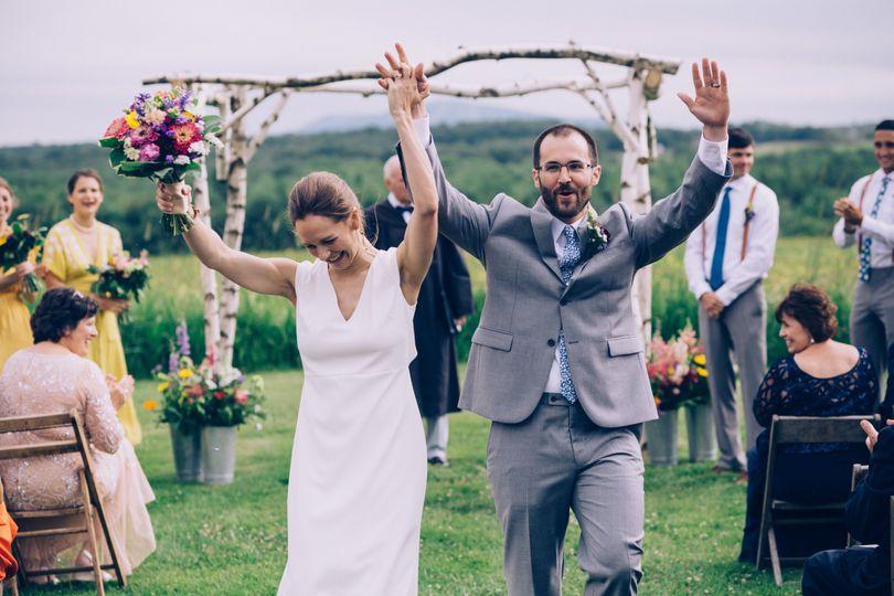 Fiddle Lake Farm Wedding
