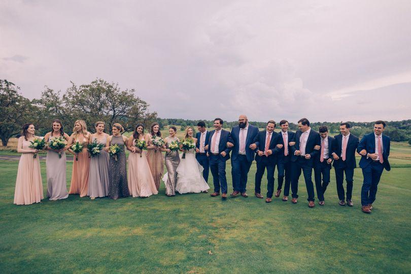 Scranton Country Club Wedding