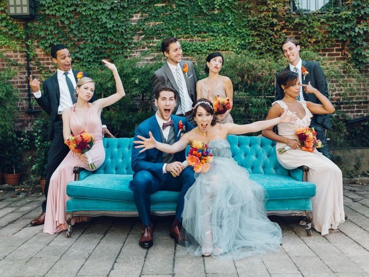 Tmx 1479178882571 Lauraryan Lisa Denardo Photography Nyc Wedding 201 Honesdale, Pennsylvania wedding photography