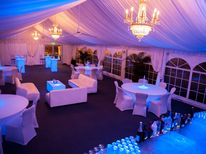 Tmx 1484683964997 Tent Party 2 Safety Harbor, Florida wedding venue