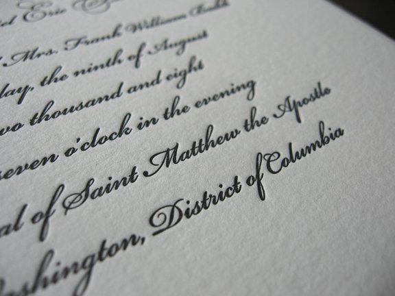 Tmx 1210800367632 E%2Cblack2 Minneapolis wedding invitation