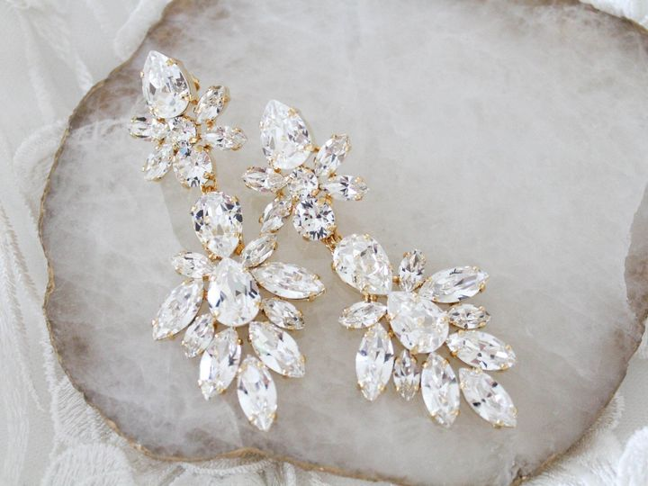 Tmx Couture Crystal Earrings 51 204409 157454964678783 Allentown, PA wedding jewelry