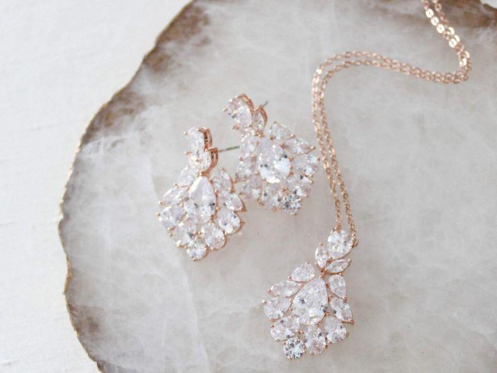 Tmx Rose Gold Bridal Jewelry 08d62fc7 2128 4a41 B2b5 C39a7695d223 3000x2809 51 204409 158446532662245 Allentown, PA wedding jewelry