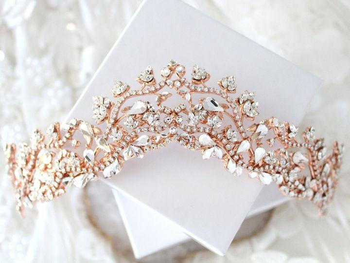 Tmx Rose Gold Bridal Tiara 2711x1807 51 204409 158446773094023 Allentown, PA wedding jewelry