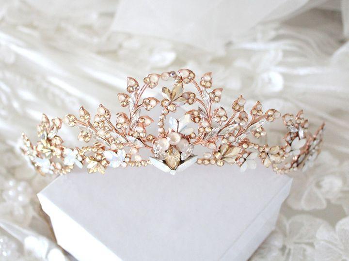 Tmx Rose Gold Bridal Tiara 89c12519 C4b9 4010 8f6c 1ea99b158f9d 3000x2033 51 204409 158446768853237 Allentown, PA wedding jewelry