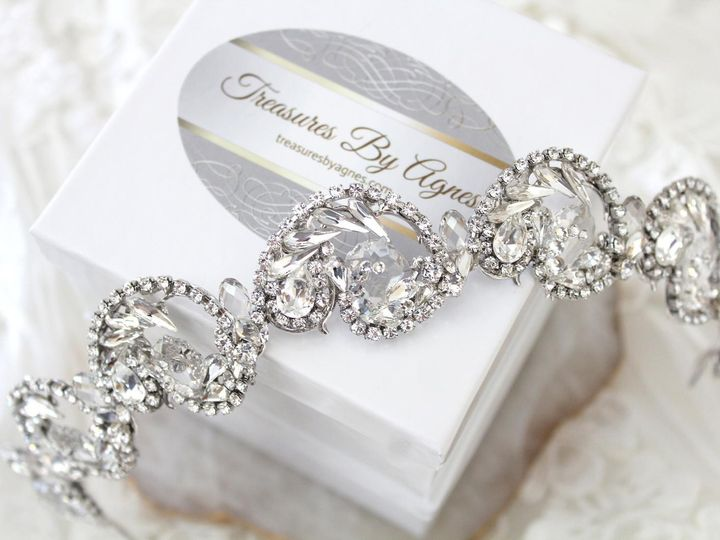 Tmx Silver Wedding Headpiece 1588x1059 51 204409 158446838647116 Allentown, PA wedding jewelry