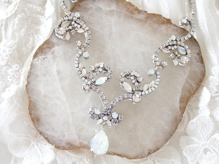 Tmx Statement Wedding Necklace 1474x983 51 204409 158446541781577 Allentown, PA wedding jewelry