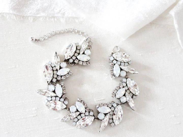 Tmx Swarovski Crystal Bridal Bracelet 955da3cf 61c4 4094 874e E40f8bd0e0cd 2333x1954 51 204409 158446628995650 Allentown, PA wedding jewelry