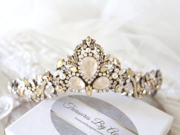 Tmx Swarovski Crystal Bridal Tiara 1 5184x3456 51 204409 158446824525546 Allentown, PA wedding jewelry