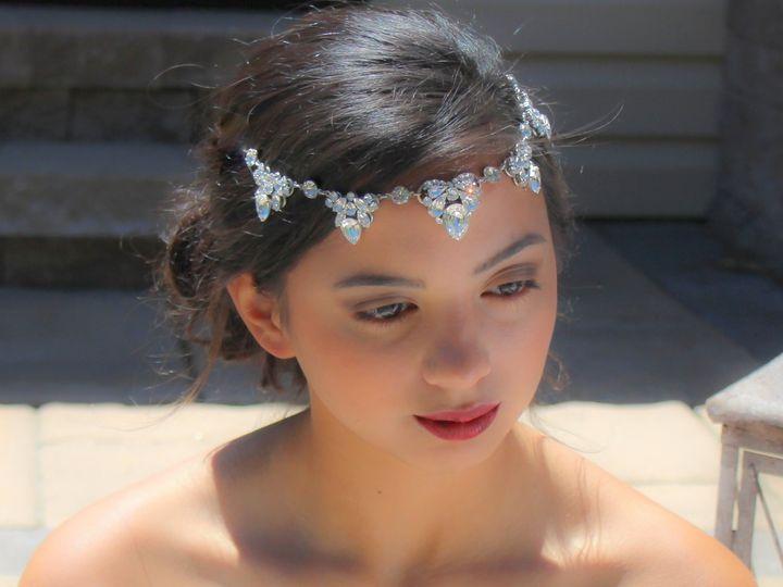 Tmx Swarovski Crystal Forehead Band 1532x1616 51 204409 158446854495747 Allentown, PA wedding jewelry