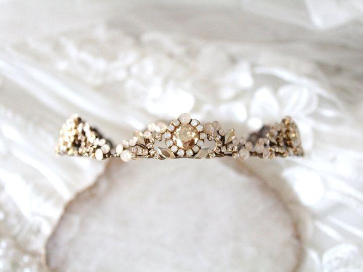Tmx Swarovski Crystal Wedding Crown 1050x700 51 204409 158446684721872 Allentown, PA wedding jewelry