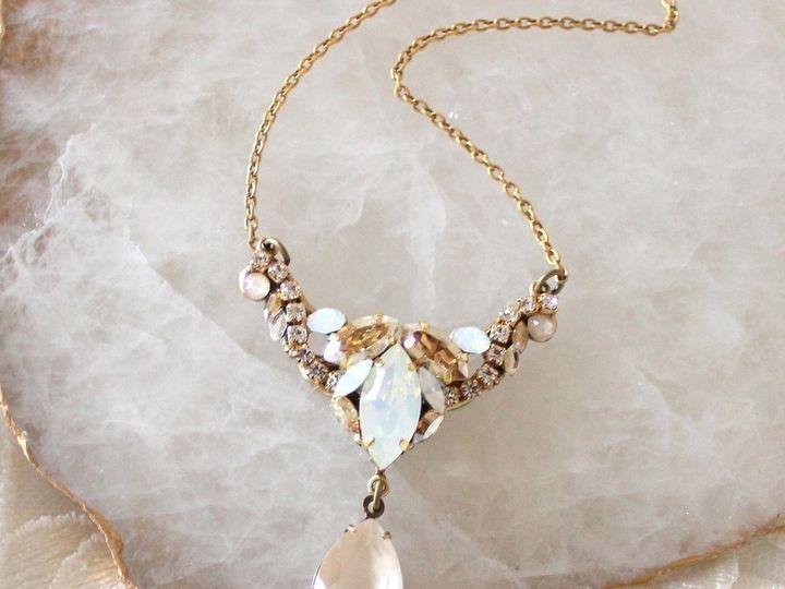 Tmx Swarovski Crystal Wedding Necklace 1300x1389 51 204409 158446482967635 Allentown, PA wedding jewelry