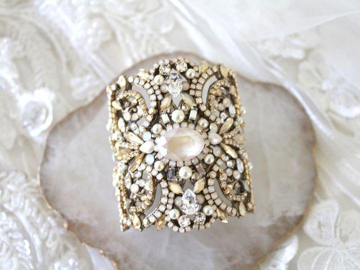 Tmx Vintage Style Cuff Bracelet 5184x3456 51 204409 158446598315561 Allentown, PA wedding jewelry
