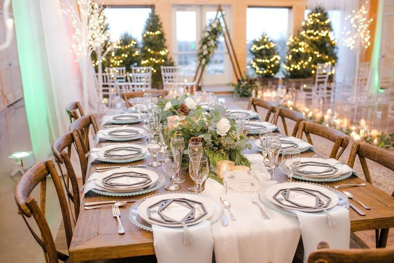 Winter Table Inspiration