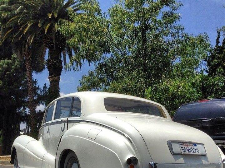 Tmx 1373495612129 55 Rr Classic Wedding Pic 2 North Hollywood wedding transportation
