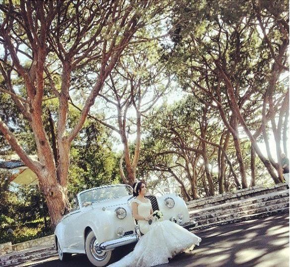 Tmx 1373495641444 Bentley Convertible Wedding Pic 3 North Hollywood wedding transportation