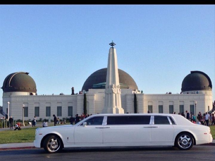 Tmx 1373495695444 Rr Phantom Limo Ext 3 North Hollywood wedding transportation