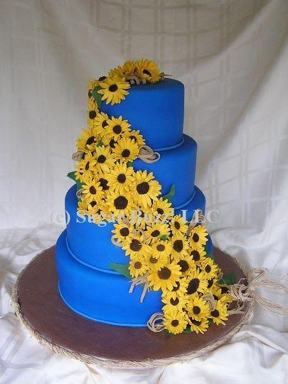 Sugar Buzz! - Wedding Cake - Richmond, VA - WeddingWire