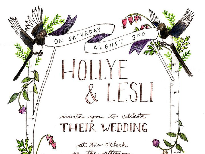 Tmx 1421647543620 Hlinvitenew Web Poulsbo wedding invitation