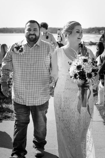 Officially Mr. & Mrs.