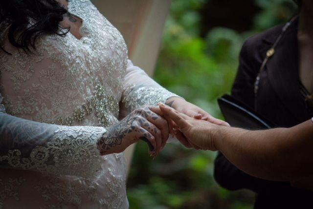 Ring exchange,  sand ceremony, handfasting, el lasso, personalize your ceremony with rituals that...