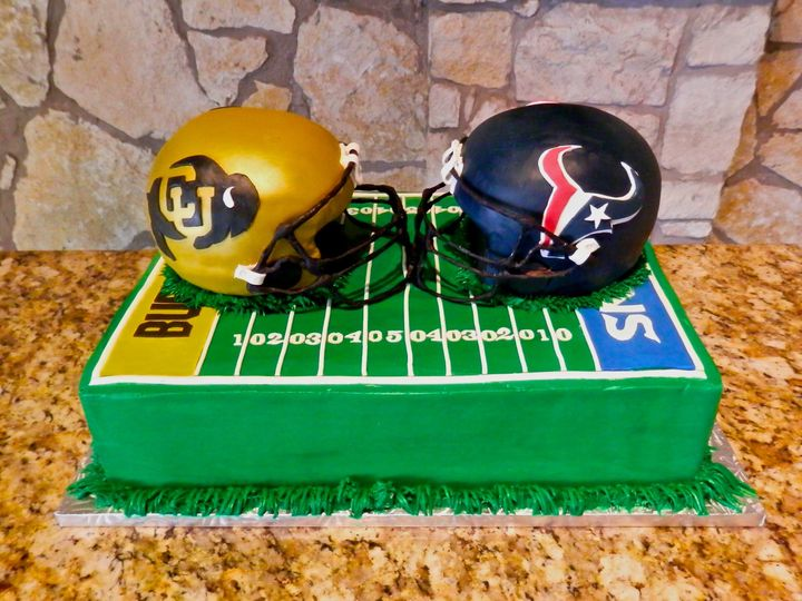 Tmx 1364863723136 Football Cake Austin, Texas wedding cake