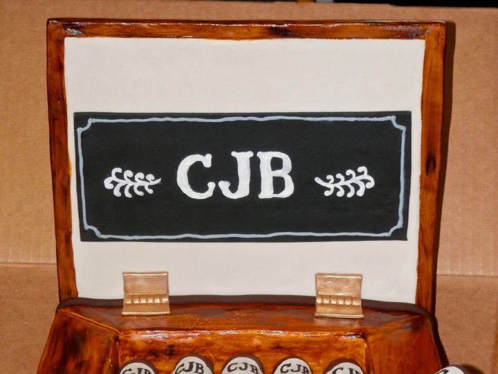 Tmx 1364863834693 Cigar Box Austin, Texas wedding cake