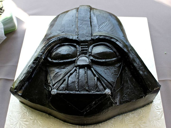 Tmx 1379387653190 Darth Vadar 1 Austin, Texas wedding cake