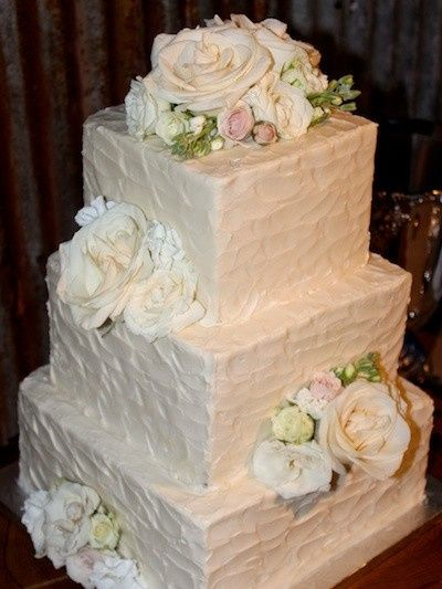Tmx 1390685206859 Square Stucco  Austin, Texas wedding cake