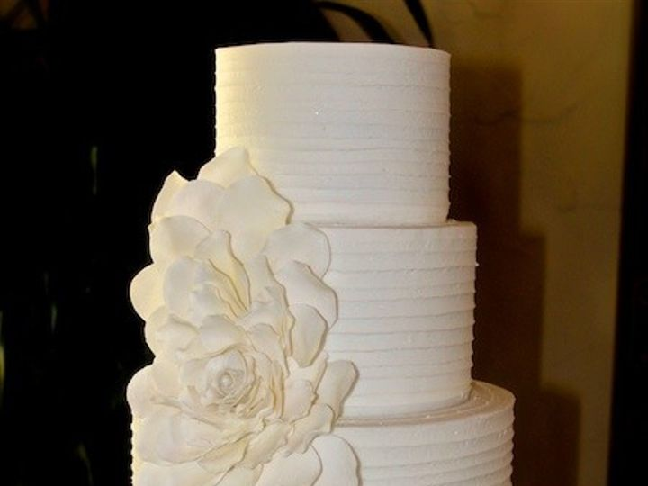 Tmx 1390685208990 Spun Flower  Austin, Texas wedding cake