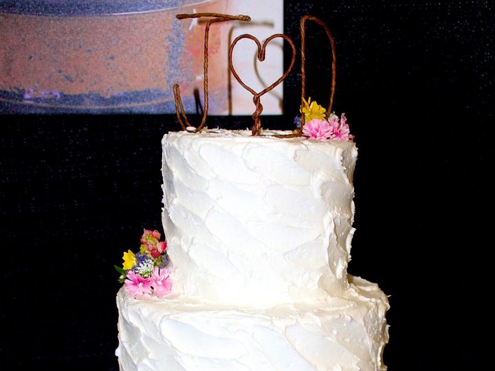 Tmx 1390685214981 Stucco Cake  Austin, Texas wedding cake