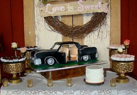Tmx 1425839671974 Antique Car 1 Austin, Texas wedding cake