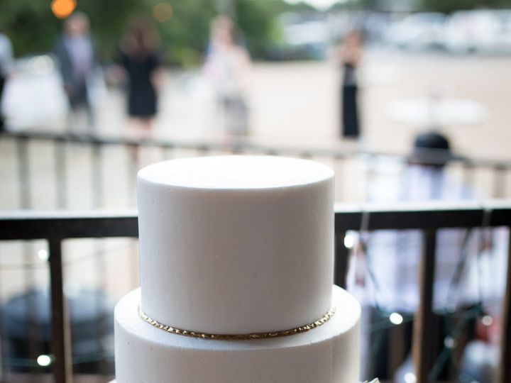 Tmx 1499543361385 1435 Austin, Texas wedding cake