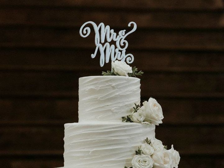 Tmx 1499543376330 194663078962095924562268803703779975724o Austin, Texas wedding cake