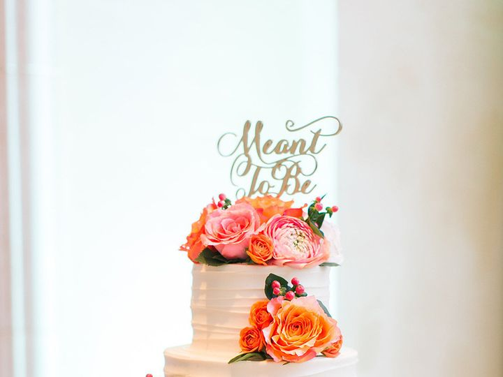 Tmx 1499543447097 Boass17christina Collins Sandersmintphotography006 Austin, Texas wedding cake