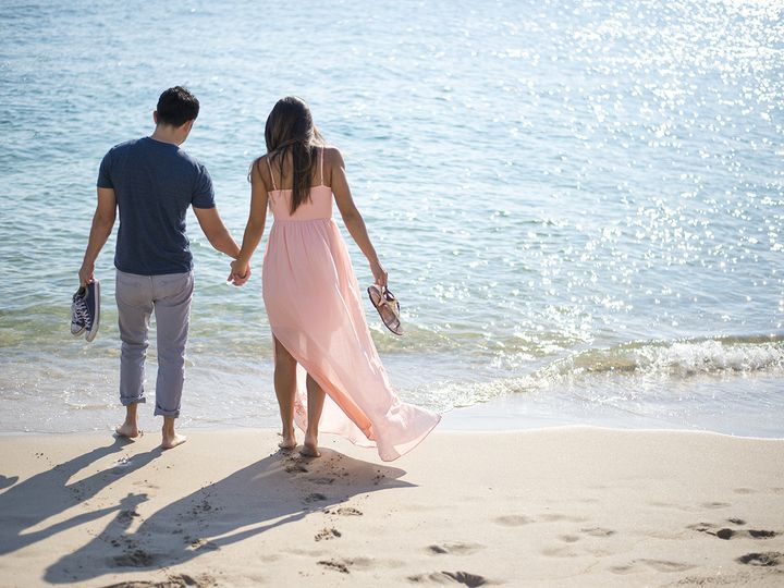 Tmx 1468103818211 Couples Beach Photography Austin wedding photography
