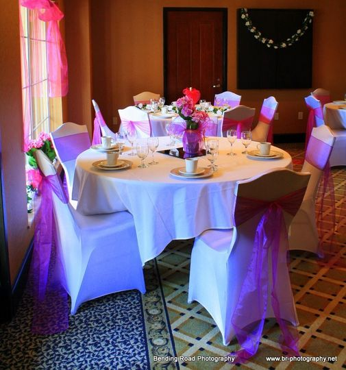 Affordable Chair Covers - Now DecorCetera!