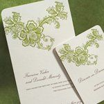 Tmx 1288205658148 FloralLetterpress Clifton wedding invitation