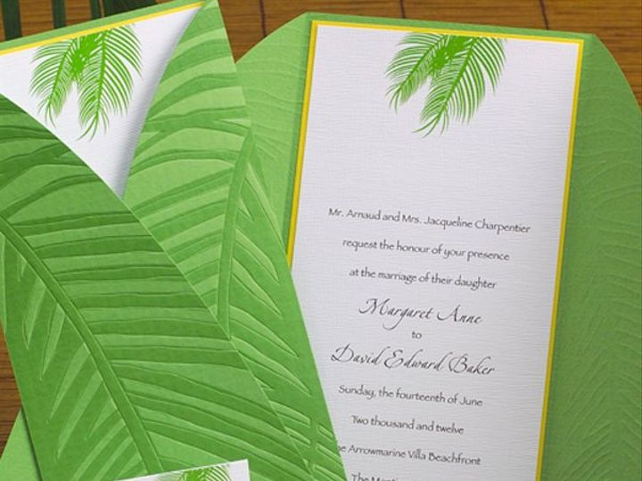 Tmx 1303932582126 E1180L Clifton wedding invitation