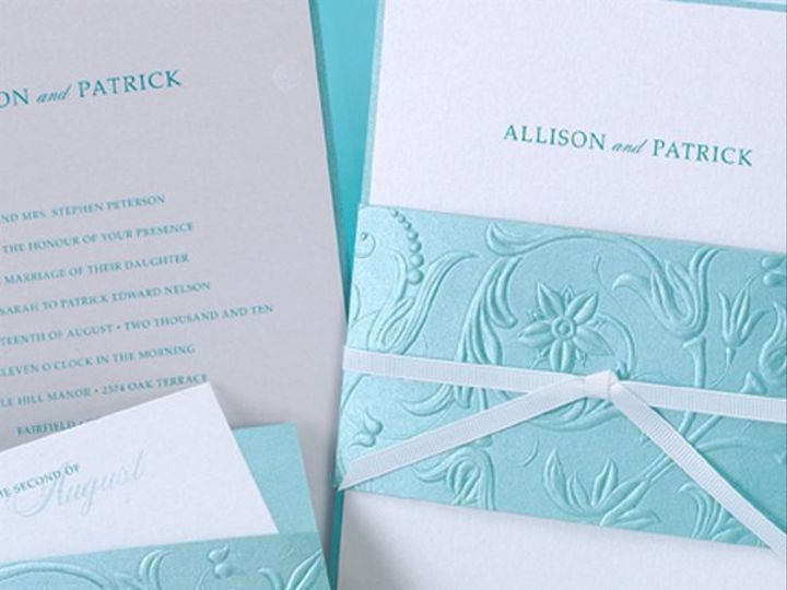 Tmx 1303932615157 T1708L Clifton wedding invitation