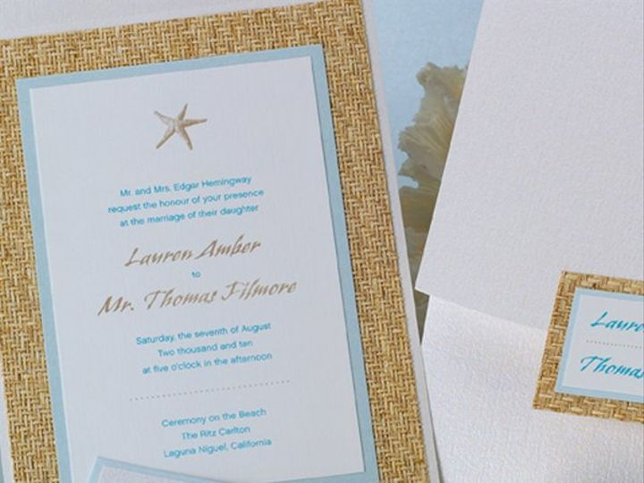 Tmx 1303932633329 T1727L Clifton wedding invitation